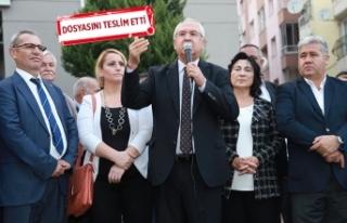 Başkan Selvitopu: Karabağlar'ı rantçılara teslim...