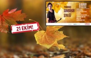 Bornovalılar Pınarbaşı Sonbahar Şenliği'nde...