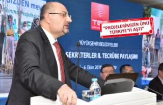"""Buğra Gökçe, """"İzmir Modeli""""ni Gaziantep'te..."""