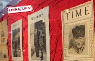 Bugüne kadar yapılmış en kapsamlı Atatürk sergisi...