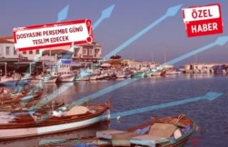 CHP'li kadınların gözdesi Urla