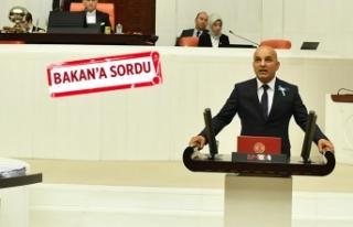 CHP'li Polat, Menemen'de kurulacak taş...