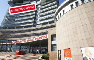 CHP yerel seçimler için 105 adayını belirledi