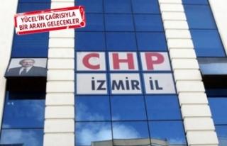 CHP İzmir Milletvekillerinden 'seçim' zirvesi