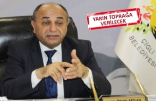 Çiğli Belediye Başkanı Hasan Arslan'ın acı...