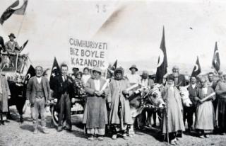 """""""Cumhuriyet, alelade bir bayram değildir"""""""