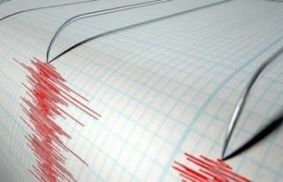 Ege Denizi'nde korkutan deprem!