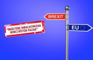 Egeli ihracatçılar Brexit fırsatlarını radarına...