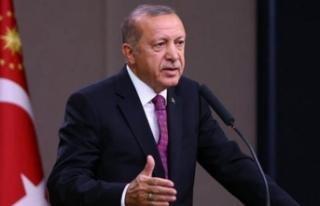 Erdoğan'dan Bahçeli'ye: Biz de herkes...
