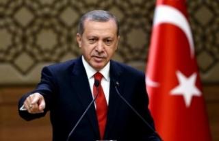Erdoğan: Kaşıkçı konusunu grup toplantısında...