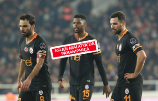 Galatasaray derbi öncesi ağır yaralı!