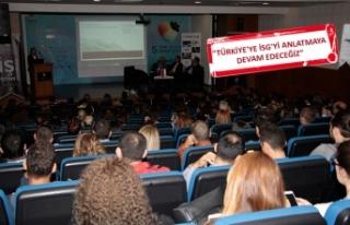 'İş sağlığı ve güvenliği' İzmir'de...