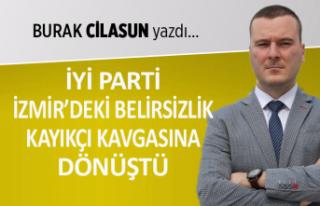 """""""İYİ Parti İzmir'deki belirsizlik, kayıkçı..."""