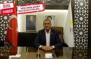 İYİ Partili Kırkpınar'dan Ulupınar'a...