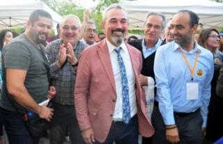 İzmir Barosu yeni başkanı belli oldu