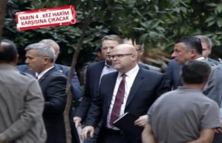 İzmir'de Brunson'a kritik duruşma öncesi...