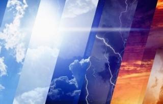 İzmir'de bugün hava nasıl olacak?