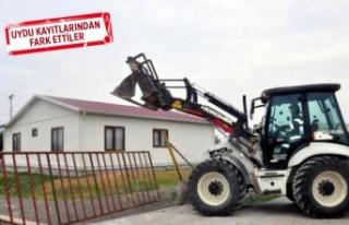 İzmir'de kaçak yapıya geçit yok!