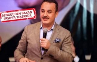 """""""İzmir'de turizmin gelişimine büyük..."""