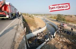 İzmir'deki göçmen faciasından bir acı haber...