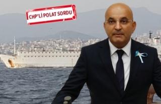 İzmir'e giremeyince rotayı İskenderun'a...