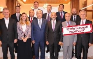 İzmirli Başkanlardan çağrı: Kemeraltı ticaret...