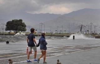 İzmirliler dikkat! Sıcaklıklar düşüyor