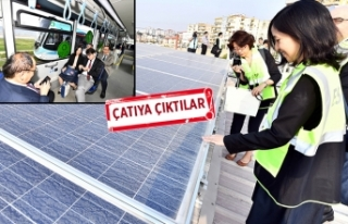 Japon heyetten İzmir'e 'enerji' çıkarması!