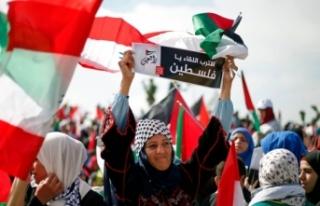 Kanada'dan Filistinlilere milyonlarca dolarlık...