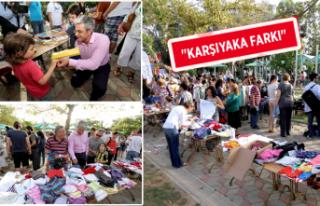 Karşıyaka 'Takas Şenliği'ne çağırıyor