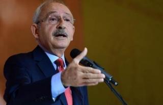Kılıçdaroğlu'ndan Brunson açıklaması