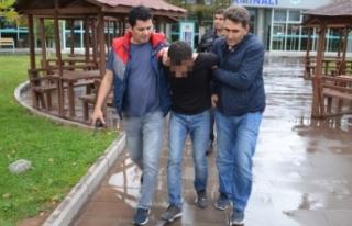 Kırşehir'de dolandırdı, Aksaray'da yakalandı