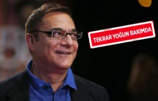 Mehmet Ali Erbil'in durumu yeniden kötüleşti