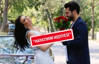 Murat Yıldırım'dan eşine duygusal mesaj