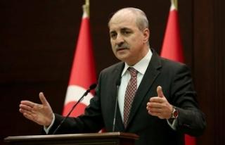 "Numan Kurtulmuş'tan flaş ""Andımız""..."