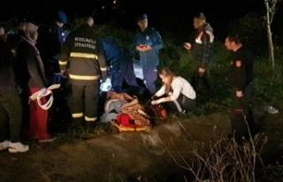 Ölüm yolunda cip ile otomobil çarpıştı: 5 ölü,...