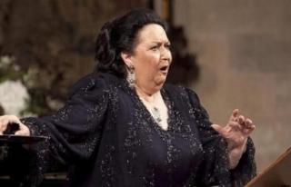 Opera sanatçısı Montserrat Caballe yaşamını...