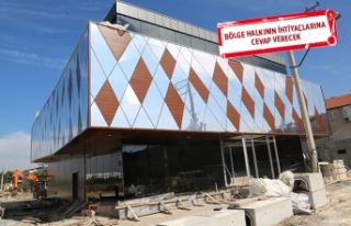 Sarnıç Kültür Merkezi'nde sona gelindi
