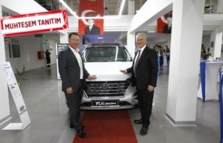 Yükseliş Hyundai, Yeni Tucson'u İzmirliler ile...