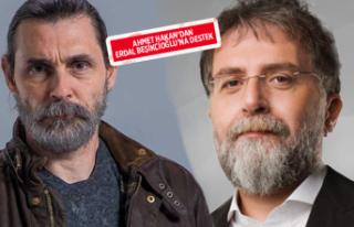 Ahmet Hakan: Açılın, Erdal Beşikçioğlu'nu...