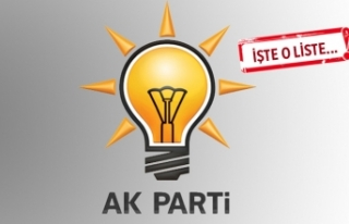 AK Parti'de süre doldu: İzmir'de kim nereye...