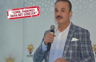AK Parti'den İzmir'e 70 milyar TL yatırım!