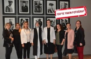 AK Partili kadınlardan, tarihe yolculuk!