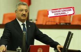 AK Partili Nasır'dan 'İmar barışı'...