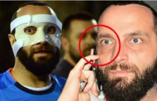Arda Turan olayı sonrası Berkay'dan maskeli...
