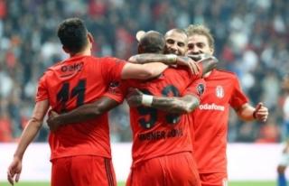 Beşiktaş: 1 - Sivasspor: 2 | MAÇ SONUCU