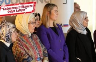 Çankırı: Mardinli kadınların desteğini aldım