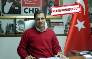CHP'li Yücel'den ilçe başkanlarına 'Ankara...