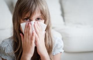 Çocuklarda alerjiye karşı 10 etkili önlem!