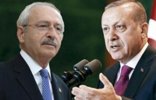 Cumhurbaşkanı Erdoğan'dan Kılıçdaroğlu...